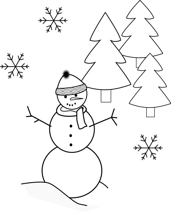 Becca Allred Graphics Winter Wonderland