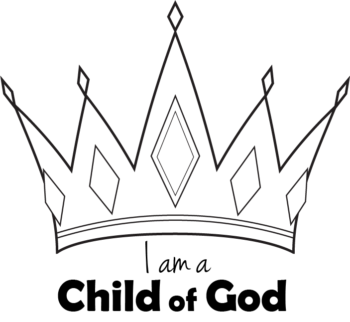I-am-a-Child-of-God-icon
