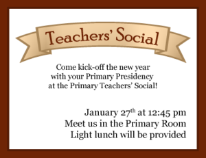 TeachersNewYearSocial